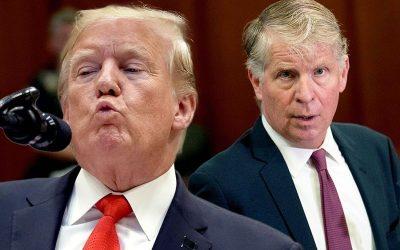 Can Cyrus Vance, Jr., Nail Trump?